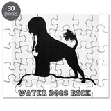 Water Dogs ROCK! Puzzle