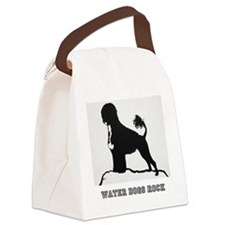 Water Dogs ROCK! Canvas Lunch Bag