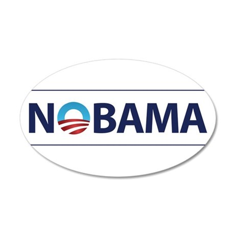 NOBAMA Wall Decal