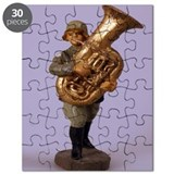 German Tuba Soldier Puzzle
