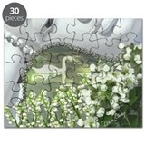 In the Garden - Quan Yin Flowers Puzzle