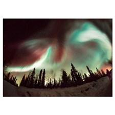 Aurora borealis - Invitations