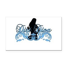dirtdiva 2013 Rectangle Car Magnet
