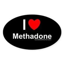 Methadone Decal