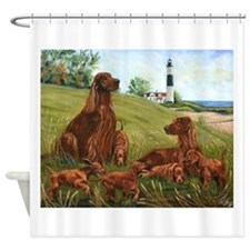 Family Fun Shower Curtain