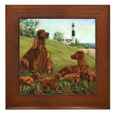 Family Fun Framed Tile