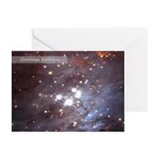 Greetings Earthling Cards (Pk of 10)