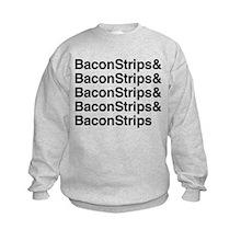 Bacon Strips Sweatshirt