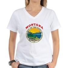 Montana State Seal Shirt
