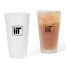 IIT Confessions Drinking Glass