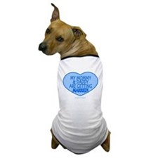 Unique Engagement Dog T-Shirt