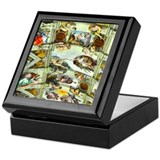 Sistine Chapel Ceiling Keepsake Box
