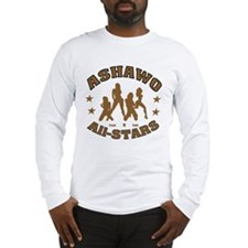 ashawo allstars Long Sleeve T-Shirt