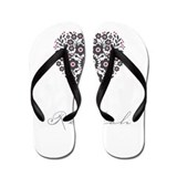Love Rebekah Flip Flops