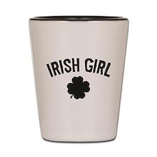 Irish Girl Shot Glass