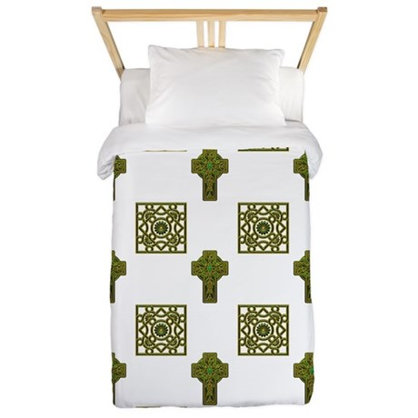 Irish Cross Twin Duvet