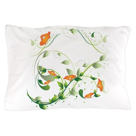 California Poppies Pillow Case