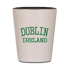 Dublin Ireland Shot Glass