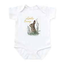 """Little Bunny"" Infant Bodysuit"