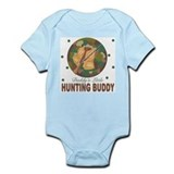 Daddy's Little Hunting Buddy Baby Body Suit