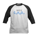 Sweet as Sugar Chemistry Baseball Jersey