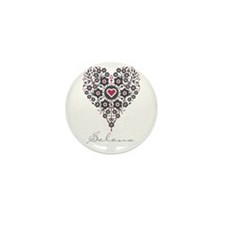 Love Selena Mini Button (10 pack)