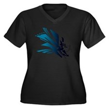 Parkour Plus Size T-Shirt