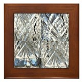 crystal Framed Tile