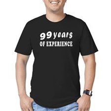 99 years birthday designs T