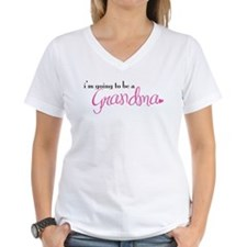I'm going to be a Grandma Ash Grey T-Shirt