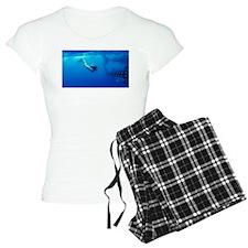 Whaleshark Magic Pajamas