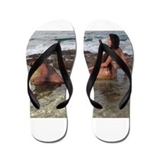 Tidepool Mermaid Flip Flops