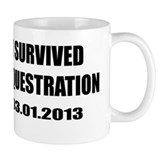 Sequestration Small Mugs