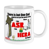There Is But One God Small Mug