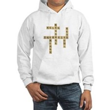 Massage Therapy Crossword Hoodie