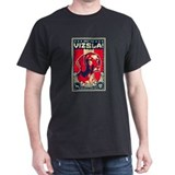 Obey the Vizsla! V Patriotism T-Shirt