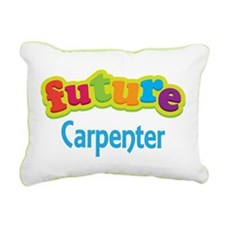 Future Carpenter Rectangular Canvas Pillow