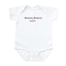Question Deshaun Authority Infant Bodysuit