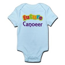 Future Canoeer Infant Bodysuit