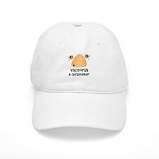 Personalized Wedding Couple Honeybees Baseball Cap