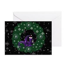 Dragon Wreath Cards