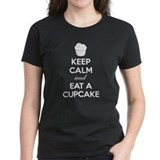 Keep calm and eat a cupcake Tee