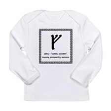 Fehu Long Sleeve T-Shirt