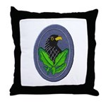 German Sniper Emblem Throw Pillow