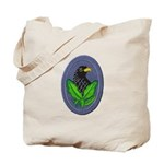 German Sniper Emblem Tote Bag