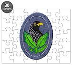 German Sniper Emblem Puzzle