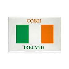 Cobh Ireland Rectangle Magnet