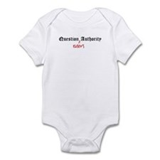 Question Eliseo Authority Infant Bodysuit