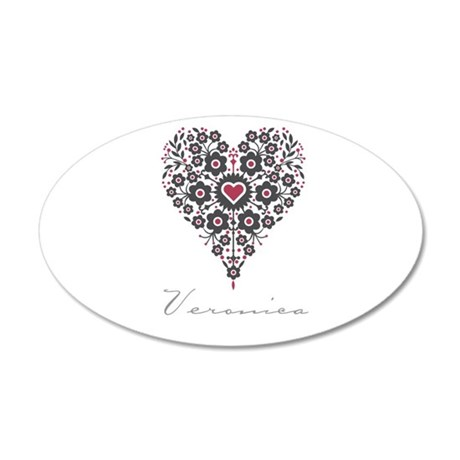 Love Veronica Wall Decal
