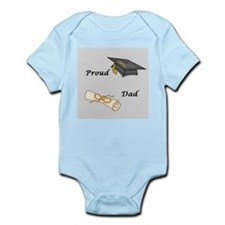 Proud Dad of a Graduate Body Suit